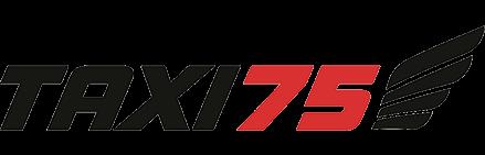logotipo taxi 75